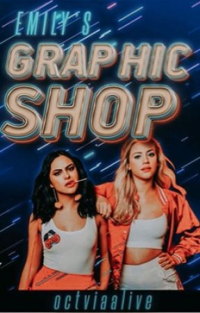 Graphic shop [OPEN] by Octaviaalive