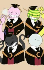 Ask Koro sensei! by TenticalSama
