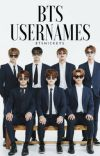BTS Username Book cover