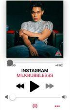 INSTAGRAM ♡ SIK-K ♡ AMBW by MILKBUBBLESSS