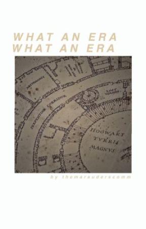 WHAT AN ERA ( PLOT SHOP ) by THEMARAUDERSCOMM