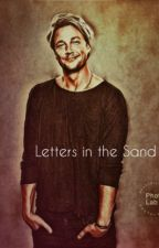 Letters in the Sand by Jessykunath