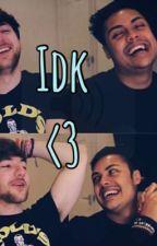 Idk <3 (Brandon X Robert) by notolive