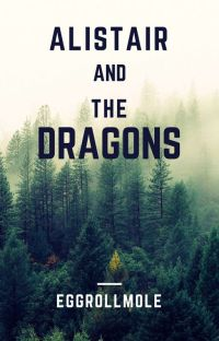 Alistair and The Dragons  cover