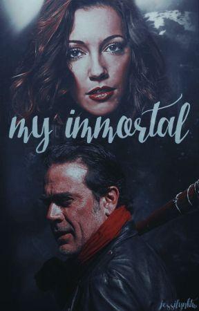 My Immortal »  Negan [ON HOLD] by jessilynbtw