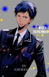 When I remember ( Aomine X reader ) cover