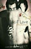 Illicit Love - Larry [Mpreg] *Angel Harry* [Traducción al Español] [Terminada] cover