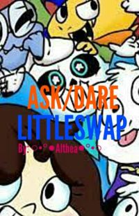 ASK/DARE THE LITTLESWAP CREW cover