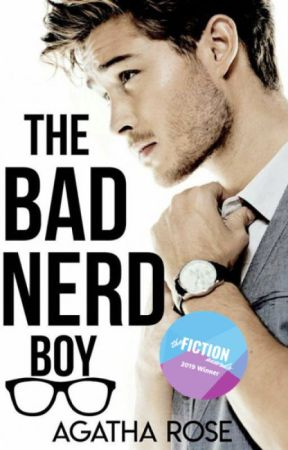 The Bad Nerd Boy by agatharoza