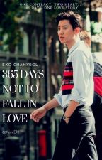 365 Days NOT To Fall In Love // EXO Chanyeol by byunieberrie