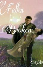 Fallen but Not Broken {Destiel} by chey319