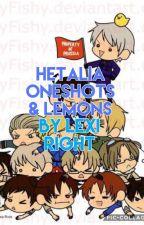 Hetalia Oneshots & Lemons *Requests Open* by Lexi323