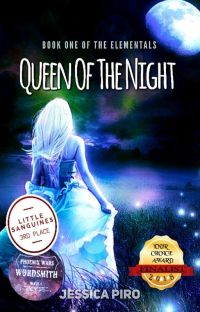 Queen of the Night (Book One of the Elementals) cover