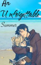 An Unforgettable Summer (Percy Jackson) by SeaSickFish