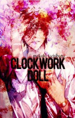 clockwork doll // makoto tachibana by tiane-