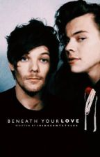 Beneath Your Love | Larry Stylinson by iridecentstyles