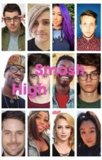 Senior year at Smosh High by TrashiestPhanTrash