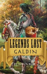 Legends Lost: Galdin cover