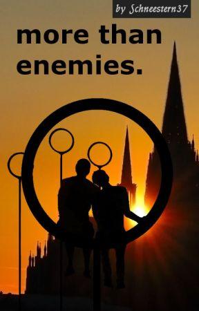 More than enemies by Schneestern37