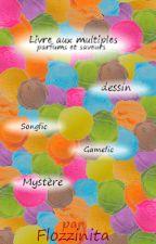 Livre aux multiples parfums et saveurs by Floz167