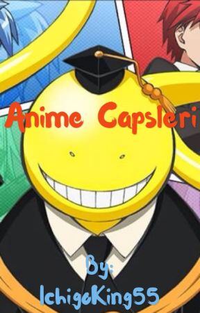 Anime Capsleri by Differents55