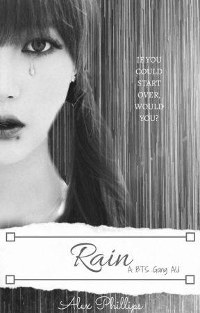 Rain (BTS Gang AU) by The_D_in_Agust_D