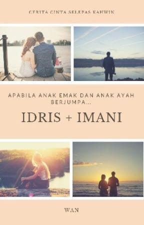 Idris + Imani  [ Dalam Proses Edit ] by wanf__