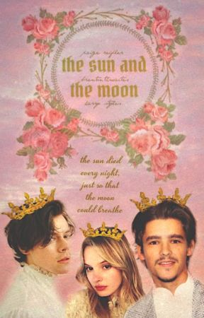 the sun and the moon || h.s by TaurusLovesYou