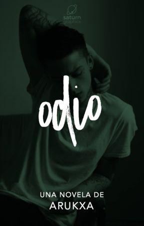 Odio. by Arukxa