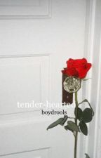 tender-hearted (matty/george) by boydrools