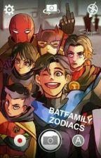 Batfamily Zodiacs  by lil_spaghetti