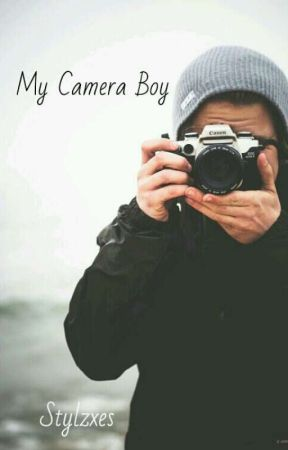 My Camera Boy  by Shylesxo