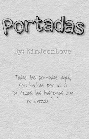 Portadas by KimJeonLove