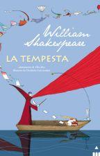 La Tempesta William Shakespeare by nissworld