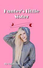 Hunter's Little Sister  by kliqchick