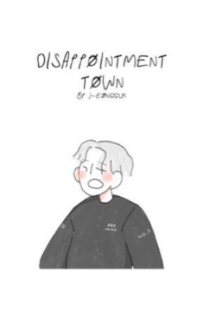 disappointment town / jjk by j-eongguk