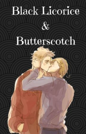 Black Licorice and Butterscotch // Dennor Short-Fic by MaddiexRose