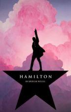 Hamilton x reader one shots  by hamilfan872