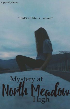 Mystery at North Meadow High by hopesand_dreams
