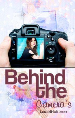 Behind the Camera's (Hiddleston/Cumberbatch Fan Fiction) (Wattys 2014 #11) by LanaDelHiddleston