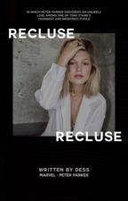 Recluse → Peter Parker by primuskat