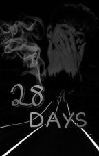 28 Days | Jungkook ✔ by drawfavs