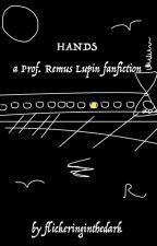 hands (professor lupin)✔️ by flickeringinthedark