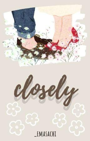 Closely. [Kawanishi Taichi] by _emasachi