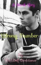 Wrong Number//Sterek by TeenWolf-Directioner