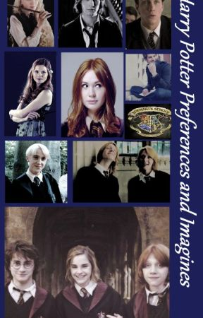 Harry Potter Imagines and Preferences by warlock_wrath