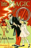 The Magic of Oz cover
