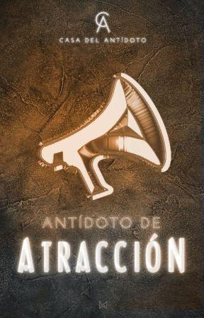 Antídoto de Atracción by CasadelAntidoto