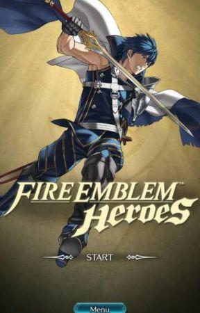 4-5 Star Pulls from Fire Emblem Heroes by ZoeyRedbird1