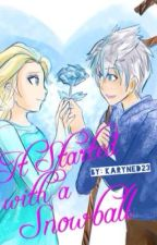 It Started with a Snowball (A Jelsa Fanfic) by kath_0324
